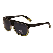 Diesel 55DSL - Black/Green Hugh Jazz Classic Wayfarer Style Sunglasses with Case