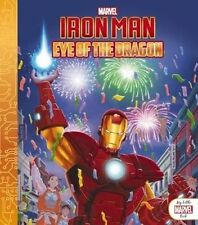 Iron Man: My Little Marvel Book - Eye of the Dragon Children's Reading Book BX6