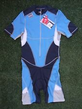 # BNWT Ironman VO2 Max Triathlon Tri S Sleeved Speed Skin Suit Small ~ Cost £95