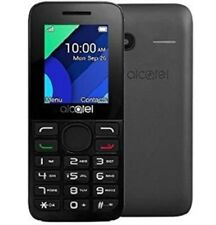 New Alcatel 1054G-1054X 2G Mobile Phone Black/Grey Vodafone UK Stock Camera 32GB