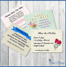 25 PERSONALISED HIGH QUALITY WEDDING SAVE THE DATE DAY CARDS WITH ENVELOPES