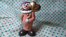 thun Clown Grande cm20 RARO presepe gatto teddy angelo club formella cane vaso
