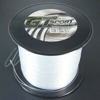 500M Nylon Line 35LB-90LB  Mono Clear Super Strong Smooth GT Sea Fishing Line