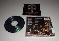 CD GUNS N 'Roses-appetite for Destruction 12. tracks 1987 167