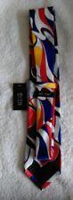 Striking Colourful 100% Silk HI-TIE BNWT Retail Price £39.00