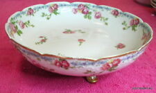 "Jean Pouyat Limoges JPL (POY22) 8 1/4"" THREE TOED BOWL Exc"