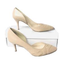 Professional nude heels- Nine West- size 7.5