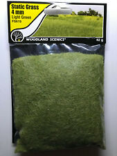 Woodland Scenics 617 - Static Grass Dark Green 4mm