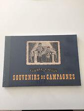 Les Tuniques Bleues - tome 99 - Souvenirs de campagnes (Portfolio) Relié