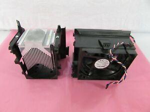 Heatsink & Fan Assy For Dell Optiplex GX620 CN-0J7109-72204 & CN-0H9073-42940