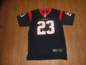 Houston Texas Arian Foster #23NIKE Sewn Jersey Youth Large Football NFL!!