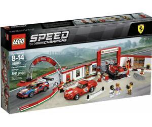 LEGO 75889 Speed Champions Ferrari Ultimate Garage  BRAND NEW!!