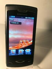 Samsung Wave S8500 - 2GB - Metallic Black (Unlocked) Smartphone Mobile