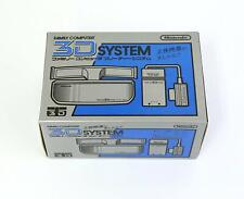 Nintendo 3D SYSTEM with in Box Famicom Video Game