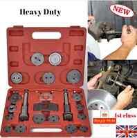 22pcs Brake Caliper Piston Rewind Back Tool Kit Brake Disc Remover Car Service