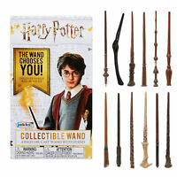 HARRY POTTER MINI DIE-CAST WAND COLLECTION - CHOOSE YOUR WAND - 12 TO COLLECT