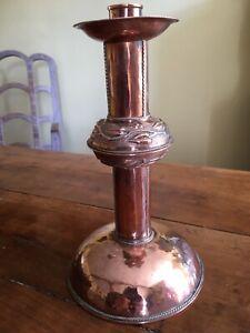 excellent Antique Arts & Crafts Copper
