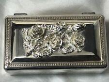 Antique Silver Repousse