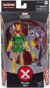 X-MEN Marvel LEGENDS Marvel Girl 6 inch action figure HASBRO TOY