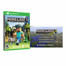 ✅ Minecraft: Windows 10 Edition (pour PC, region free, légitime code Clé 100%) ✅