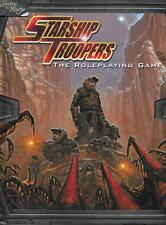 STARSHIP TROOPERS - The Roleplaying Game OOP! *RPG*
