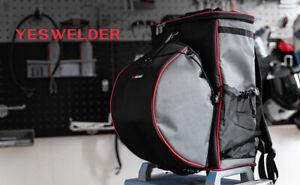 Welding Helmet Bag Tool Storage Backpack Pouch