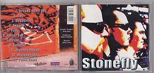 STONEFLY - STONEFLY CD 1999 ROCKET DOG RECORDS HARD ROCK RARE