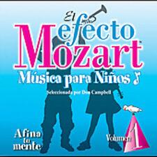 Various Artists, Efe - Efecto Mozart: Musica Para Ninos 1 / Various [New CD]