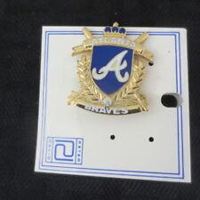 1992 Peter David Atlanta Braves Pin