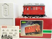 G Scale LGB 2046 European Furka Oberalb Railway HGe Electric Locomotive 21