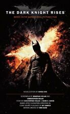 The Dark Knight Rises- The Official Movie Novelization,Greg Cox