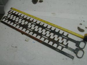 """RedMax LRTZ 2460 Hedge Trimmer OEM - Set of 22"""" Trimmer Blade"""