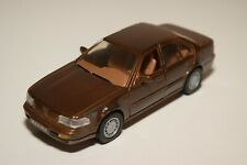 A2 1:43 AHC PILEN NISSAN MAXIMA METALLIC BROWN NEAR MINT CONDITION