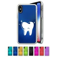 Case Compatible with iPhone X, Xs, XR, Xs Max - Tooth