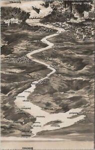 Vintage postcard, Rhein. Bodensee. Rheinfall. Photoglob Wehrli A. G