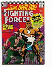 OUR FIGHTING FORCES 98 - VF- 7.5 - LT. LARRY ROCK APPEARANCE (1966)