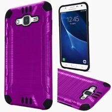 Housses et coques anti-chocs violets Samsung Galaxy J pour téléphone mobile et assistant personnel (PDA)