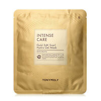 [TONYMOLY] Intense Care Gold 24K Snail Hydro Gel Mask - 25g