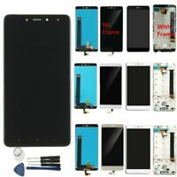 For Xiaomi Redmi Note 4 Replace LCD Touch Screen Digitizer Assembly + Frame MV
