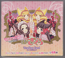 Otome Yokai / Maiden Spirit Zakuro Trading Card Sealed Box Japanese