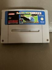 sensible soccer snes Cart Only