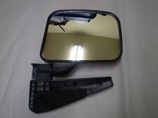 Subaru Sambar Left Front Manual Door Mirror Fits 90-98 KS3 KS4 KV3 KV4 Models