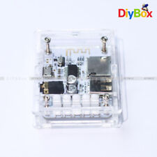 DIY Kits USB 5V Bluetooth 2.1 Audio-Receiver Board Stereo-Musik-Modul+ Acryl
