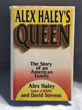 Alex Haley's Queen The Story of an American Family Roots Author 1ST Ed 1st 1993