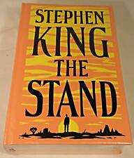 The Stand by Stephen King 🧪 2020 Leather Bound Illustrated First Edition