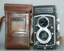 Rolleicord Vb TLR camera with f3.5 Xenar lens & case Rolleiflex - Nice Ex++!
