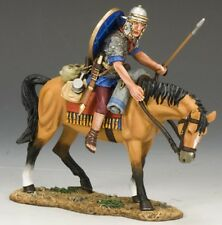 KING & COUNTRY LIFE OF JESUS LOJ019 ROMAN AUXILIARY ON STANDING HORSE MIB