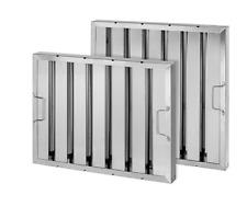 BAFFLE FILTERS Stainless Steel Grease Filters - Clean DIY