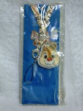 Disney Chip N Dale Neck Cell Phone Strap Japan K