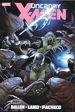 Uncanny X-Men Vol 2 HC 2012 Reprints Issues #5-10 NM Sealed $24.99 Retail